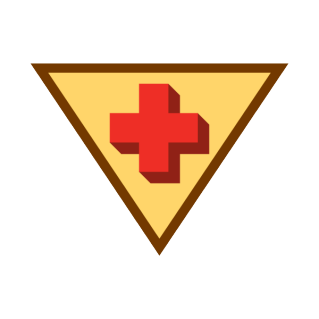 Brownie First Aid