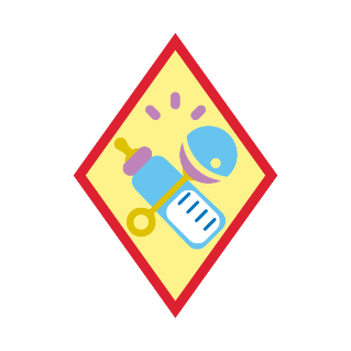 Badge explorer girl scouts get this badge babysitter solutioingenieria Choice Image