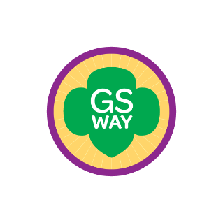Junior Girl Scout Way