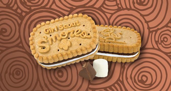 meet the cookies   girl scout cookies