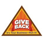 Brownies - Give Back Badge
