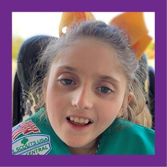 Alyssa, Girl Scouts of North-Central Alabama