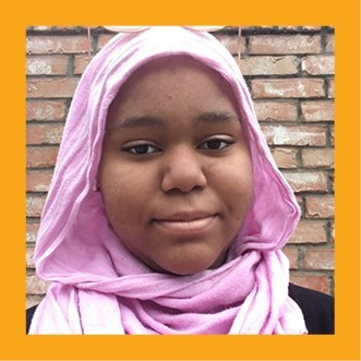 Faatimah, Girl Scouts of Northeast Texas