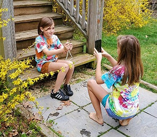 Rural Girl Scouts Launch YouTube Channel for Kids