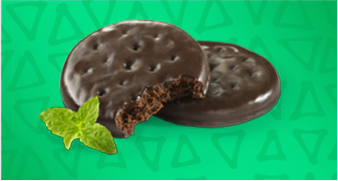 Image result for girl scout thin mints