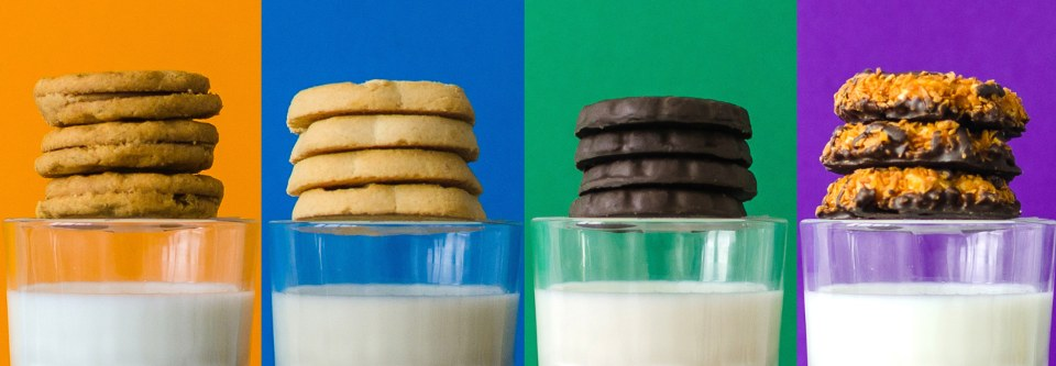 3 Different Ways To Use Those Girl Scout Cookies!