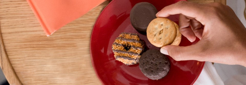 all about cookies   girl scout cookies