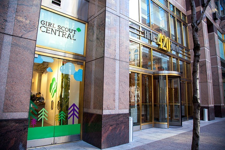Girl Scout Central Flagship Retail Store and Event Space New York, New York
