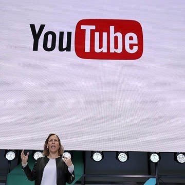 Susan Wojcicki, Girl Scout and CEO of YouTube