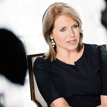 Katie Couric, Girl Scout and Journalist