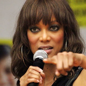 Tyra Banks, Girl Scout and Executive Producer