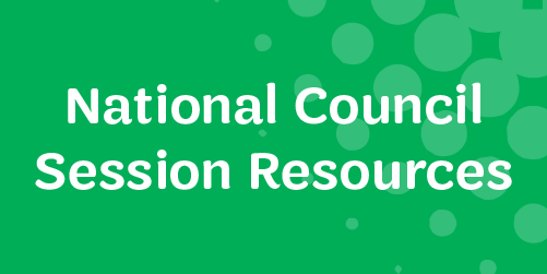 National Council Session Resources