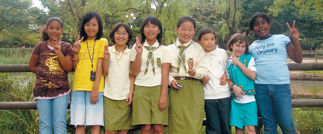 global   girl scouts