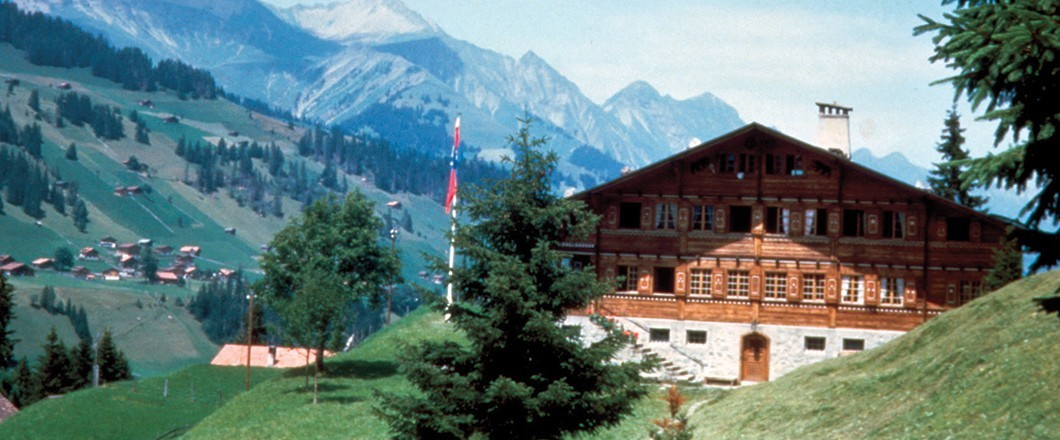 World Centers: Our Chalet in Switzerland