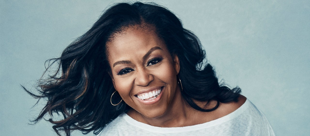 Former First Lady of the United States, Michelle Obama