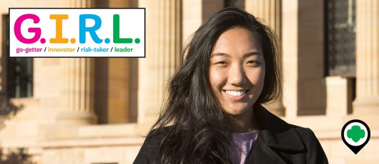 Meet Hanna Chuang: She Puts the Innovator in G.I.R.L.