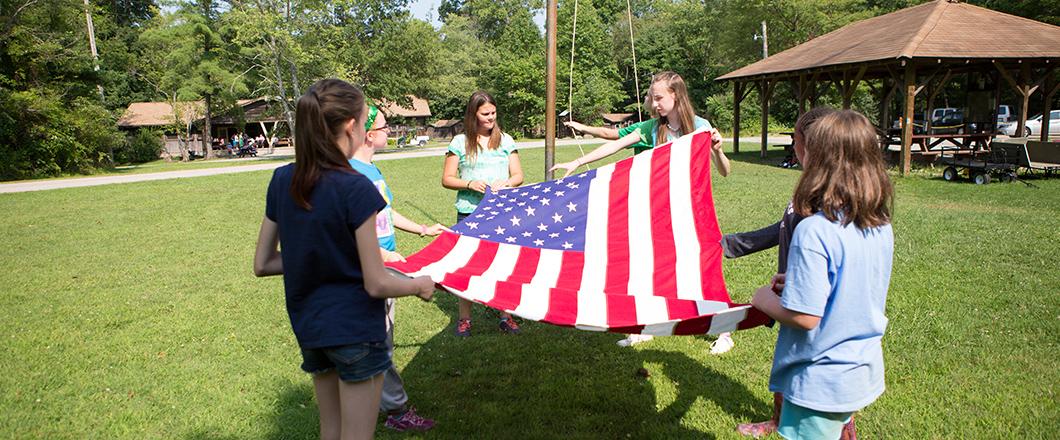 Ceremonies - Girl Scouts