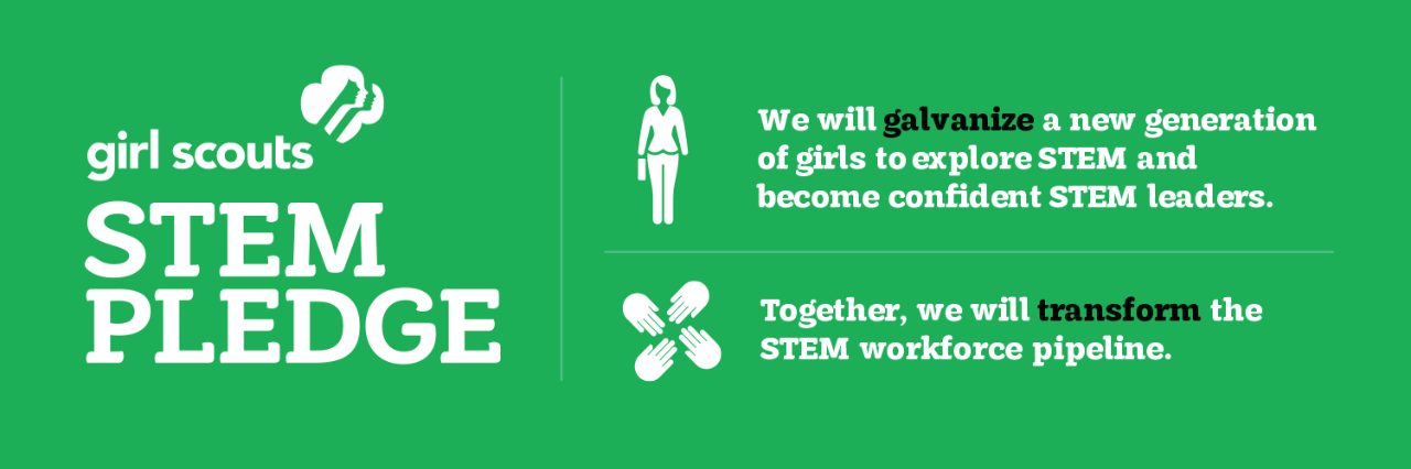 Together, we will transform the STEM workforce pipeline.