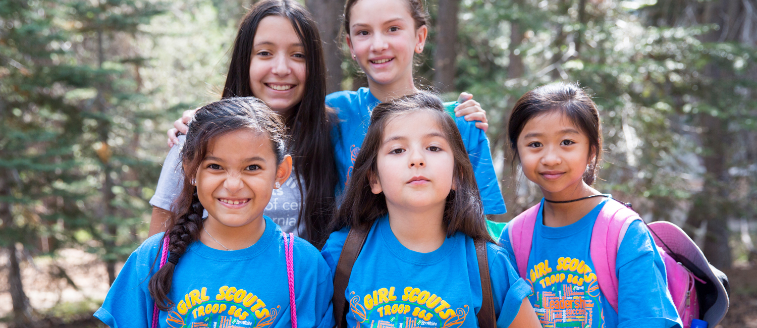 girls' only, single gender experiences empower girls to succeed in life
