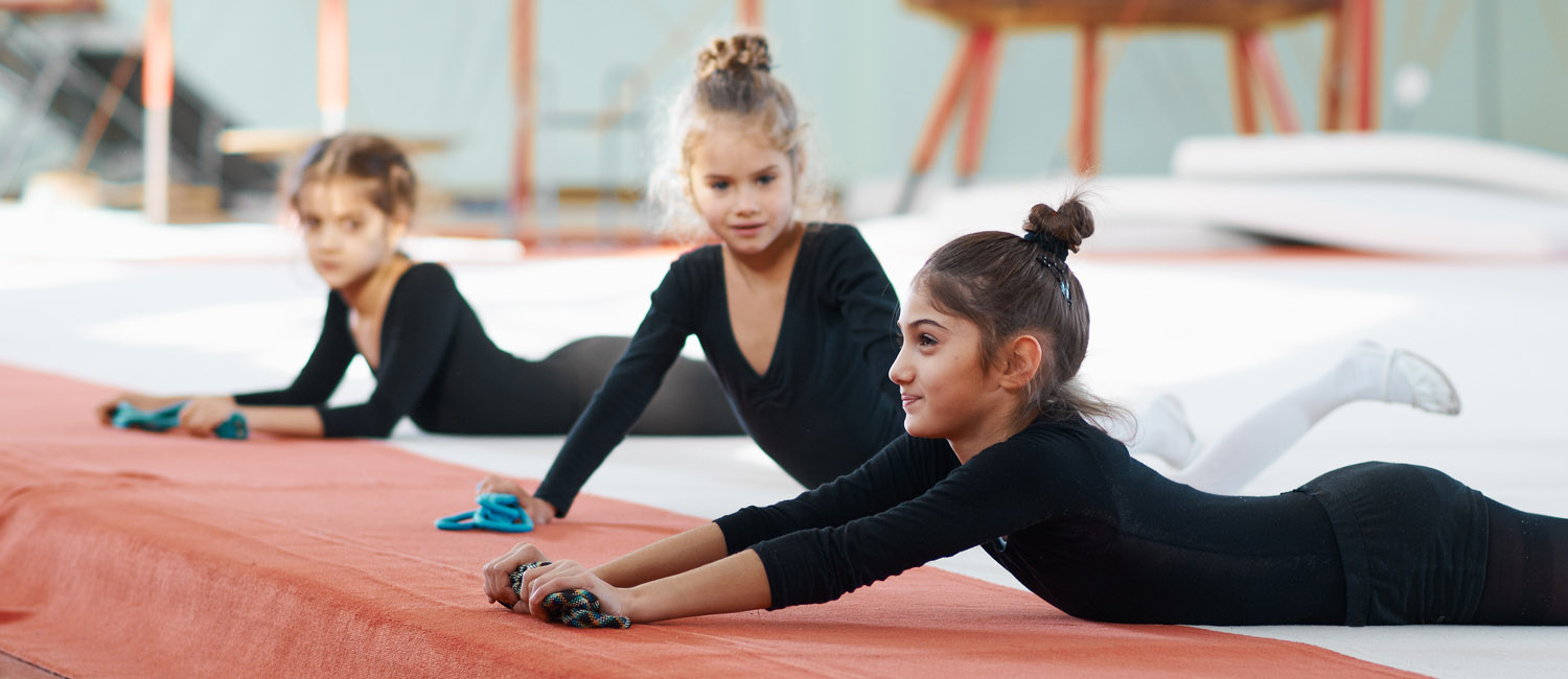 kids feel jealous in gymnastics class
