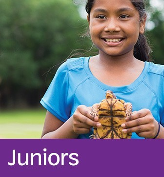 Girl Scout Juniors - Grades 4-5