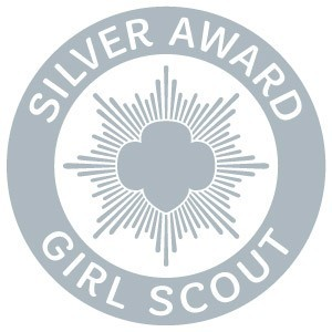 Girl Scout Silver Award