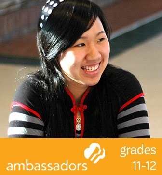Learn more about Girl Scout Ambassadors (Grades 10-12)