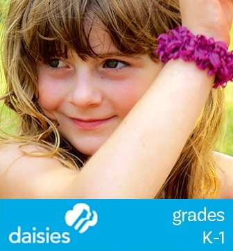 Learn more about Girl Scout Daisies (Grades K-1)
