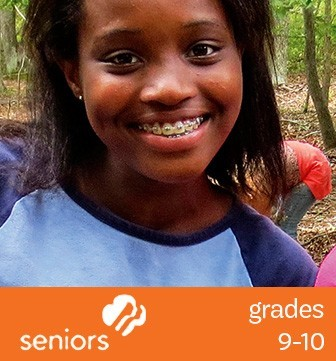 Learn more about Girl Scout Seniors (Grades 9-10)