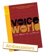 Your Voice, Your World: The Power of Advocacy