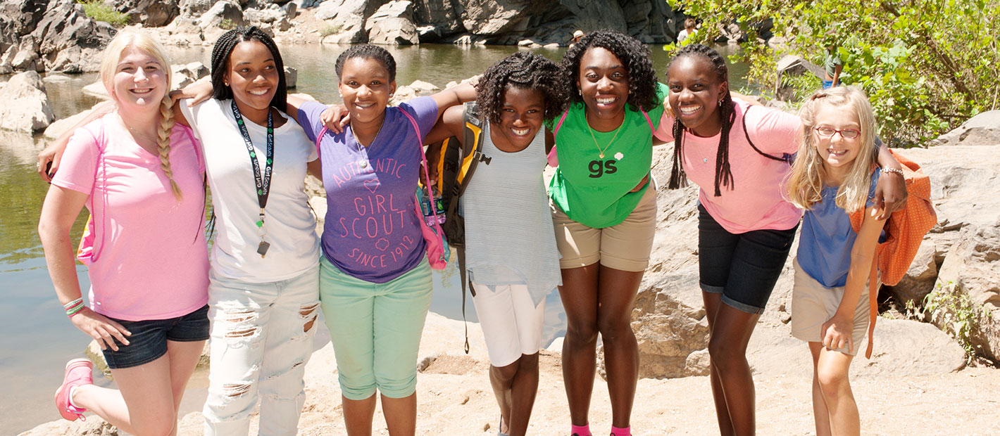 BFF (Be A Friend First) - Girl Scouts