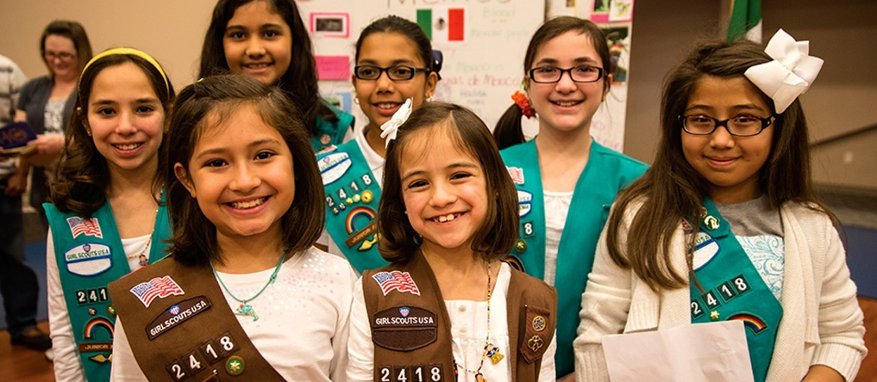 63250f7fd Uniforms - Girl Scouts
