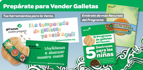 Las Girl Scouts venderán galletas por Internet -
