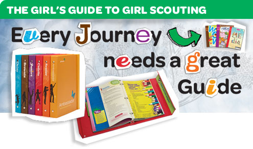 The Girl's Guide to Girl Scouting