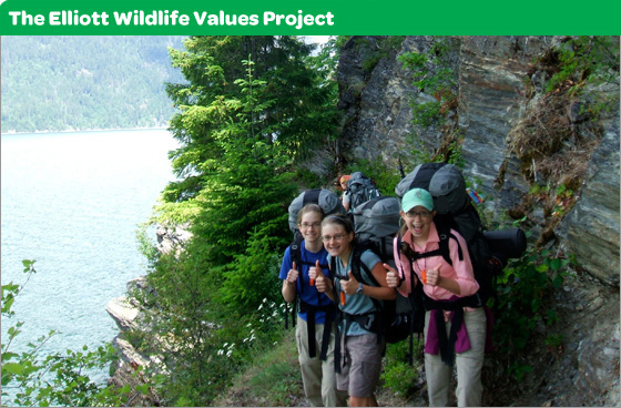 The Elliott Wildlife Values Project