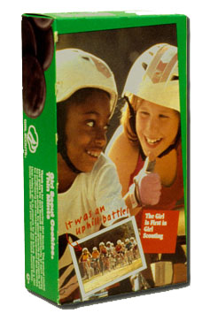 Girl Scout Cookie box. © GSUSA. All rights reserved.
