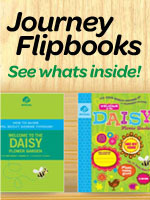Girls Scouts Journey Flipbooks