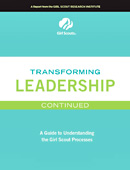 Transforming Leadership Continued