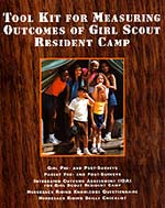 Cover of Junior Girl Scout Group Experience and CD-ROM