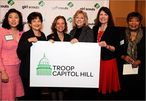 Troop Capitol Hill