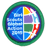 Girl Scouts Global Action Award